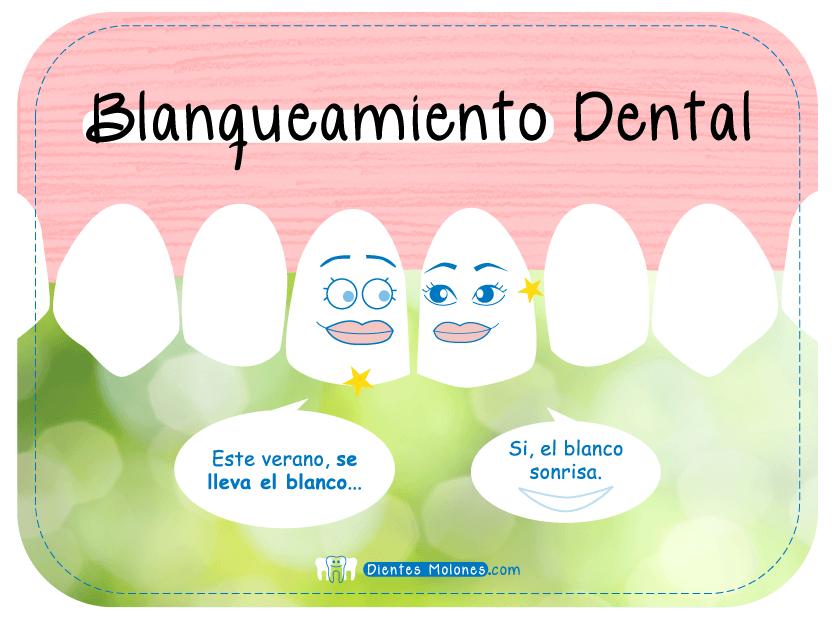 Este verano se lleva el blanco dientes molones buen rollito dental - Que se lleva este verano ...